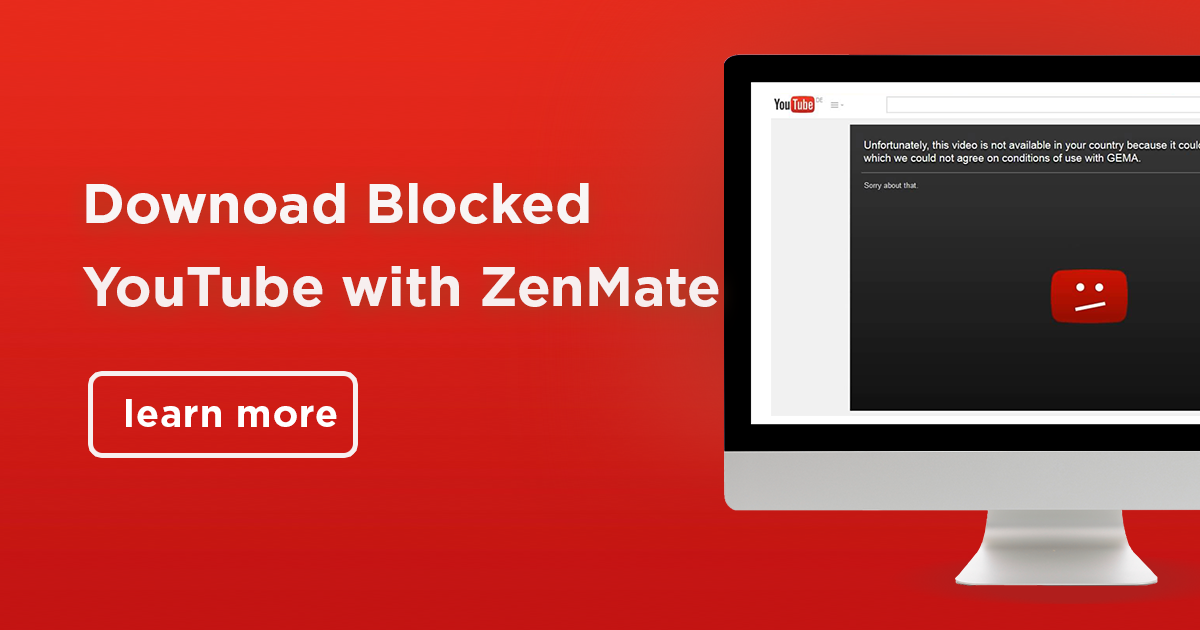 How to Download Blocked Video and Audio with ZenMate | 4K Download
