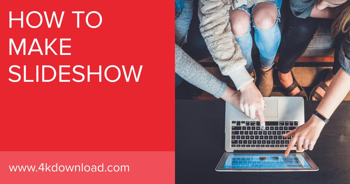 Как сделать слайд шоу в инстаграмм