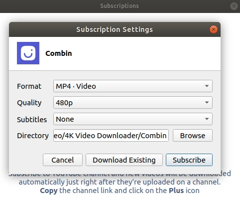 How To Download YouTube Subscriptions Automatically | 4K Download