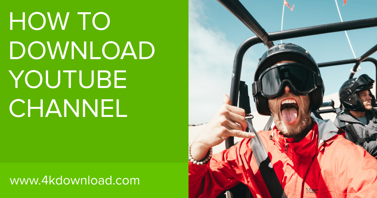 How to Download YouTube Channel video guide preview