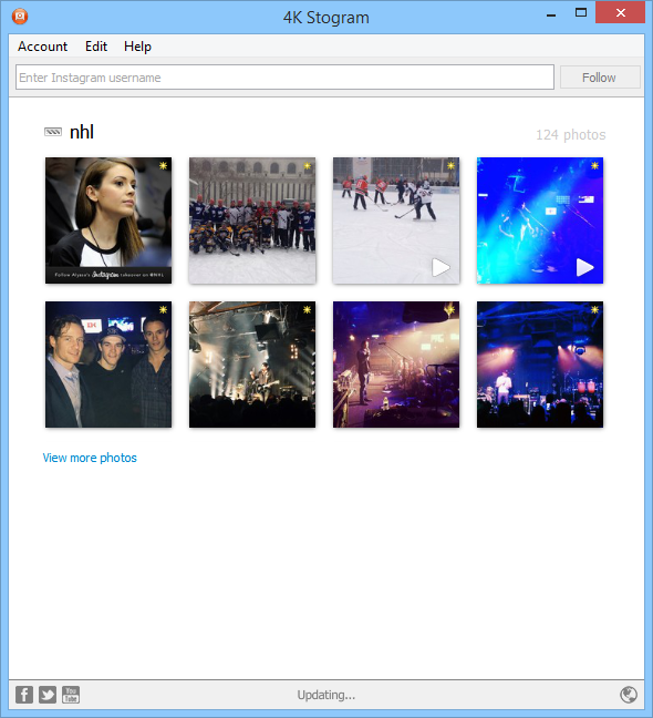 how to watch video instagram in pc